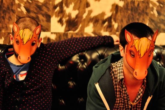 Acid Pony Club x Phantom Carriage
