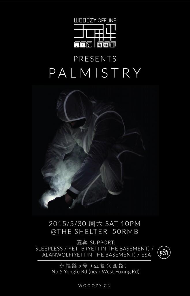 Palmistry-poster