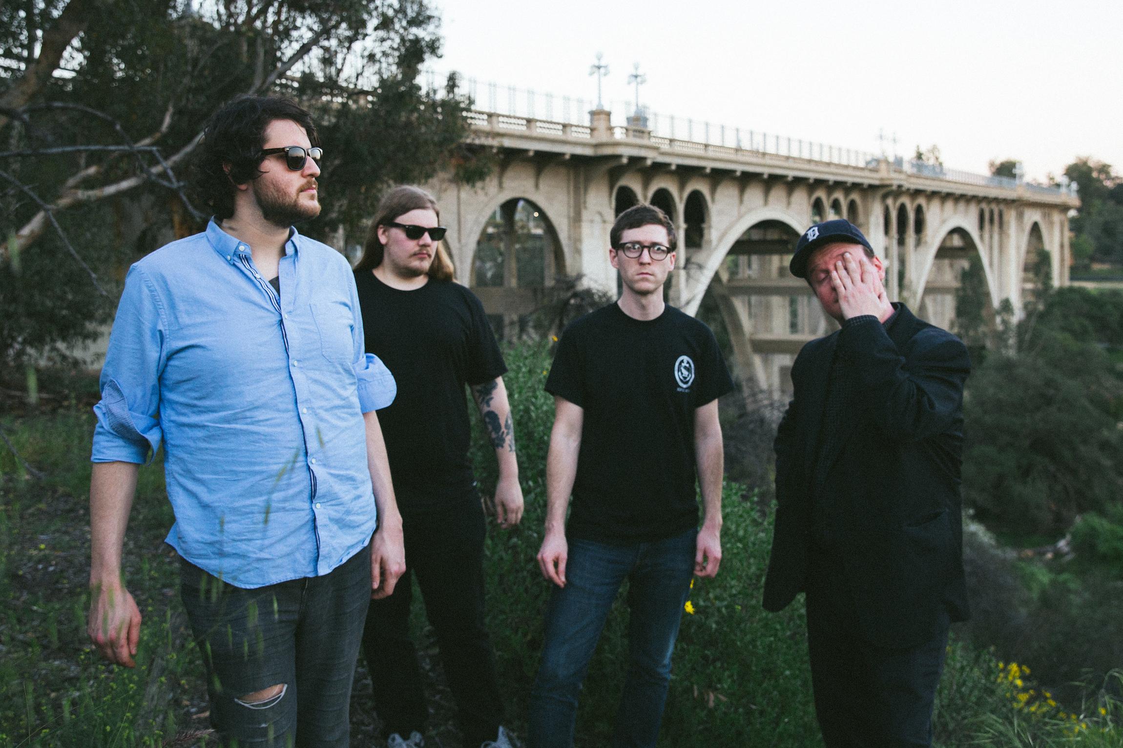 SPLIT WORKS开功呈现:美国后朋克乐队Protomartyr