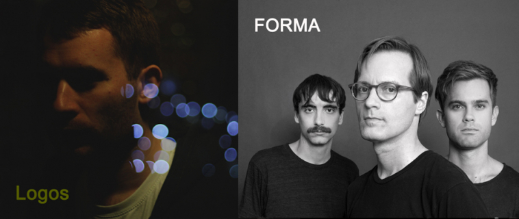 Wooozy Offline  Present:  Logos + FORMA (live) w/ Resident Supports