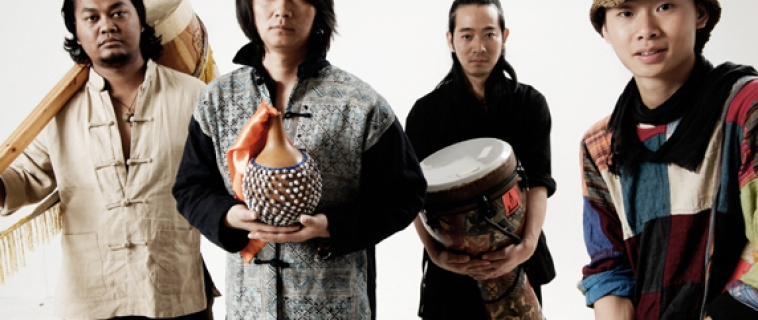 Jue | Music + Art 2011 presents:Wild west Chinese folk, reggae-rockified:Shanren