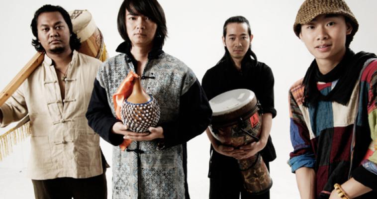 Jue | Music + Art 2011 presents:Wild west Chinese folk, reggae-rockified:Shanren