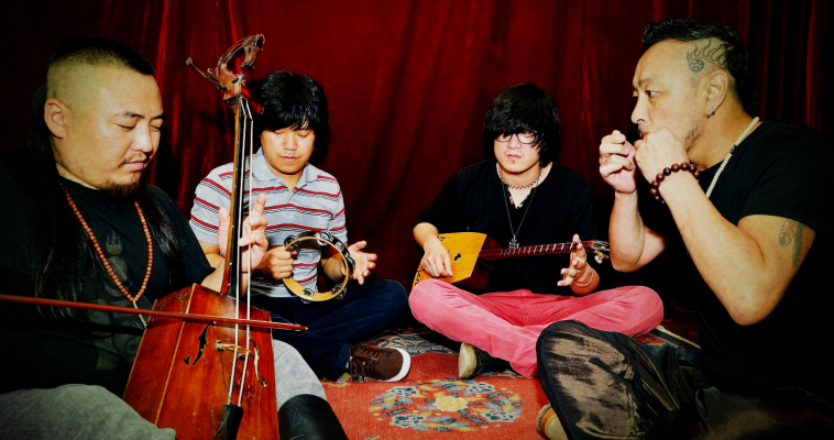 12/6 Guinness More Music: Ajinai Show