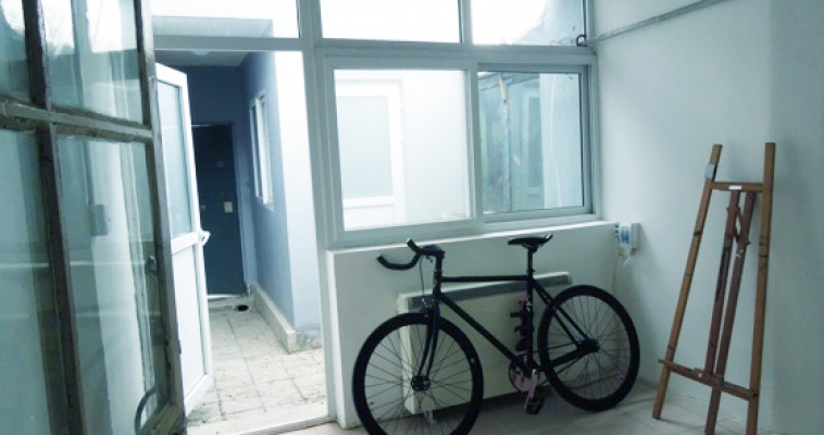 Cozy office available in hutongs south of Beixinqiao(Beijing)