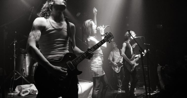 March 23/25 2012JUE   Music + Art :Israel's Hottest Art Rock Group Eatliz
