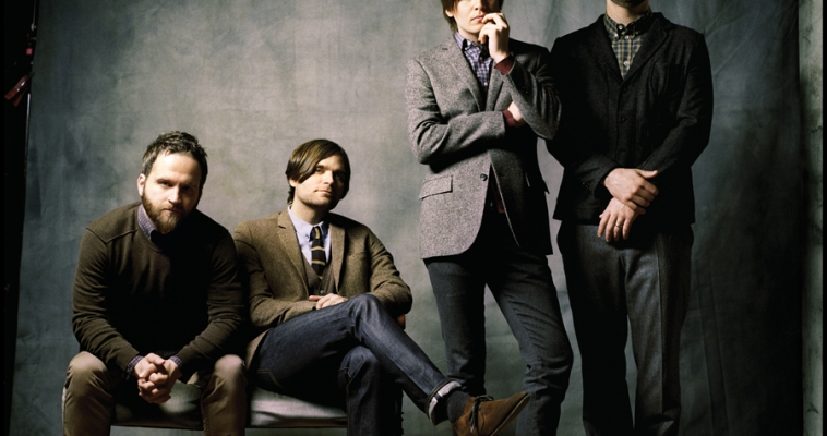Split Works Welcomes Death Cab for Cutie To China