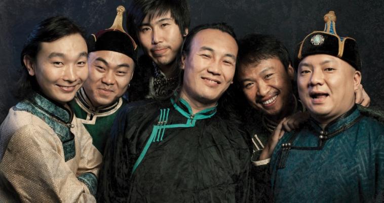 Beijing | Wed. Nov. 24: Hanggai Album Release Party and Concert!