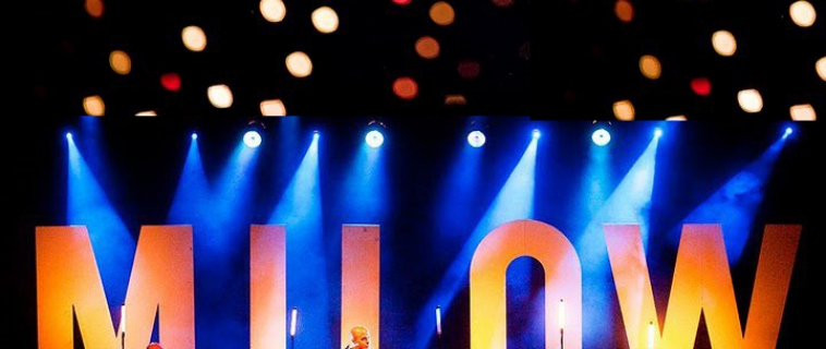 2012 Belgian singer-songwriter Milow ready to charm China