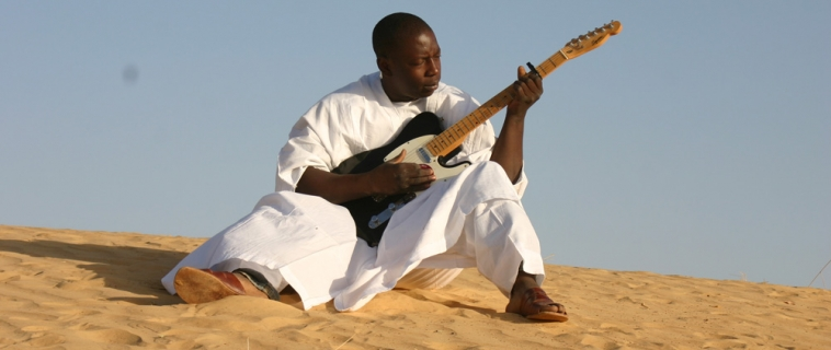Split Works presents:  Vieux Farka Touré (live in Beijing)