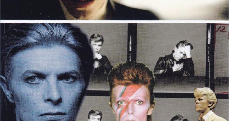 1/17 & 19 Wooozy Community Films#8: David Bowie: Five Years