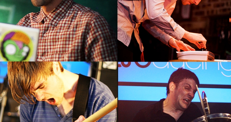 July.15-22,2012 WOLF-STEP: GALLOPS KICK OFF UK NOW CONCERT SERIES