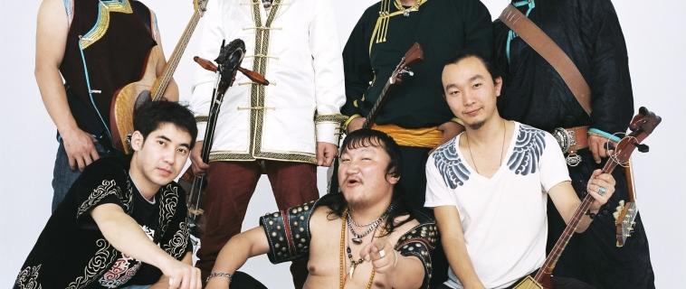 Until You Reach The Furthest Ocean: Hanggai Shanghai Show