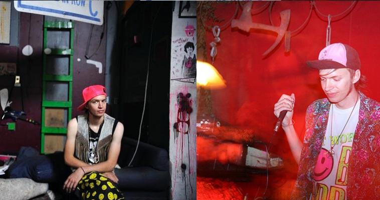 3/7 & 8 JUE | Music + Art 2014: Pictureplane China Tour