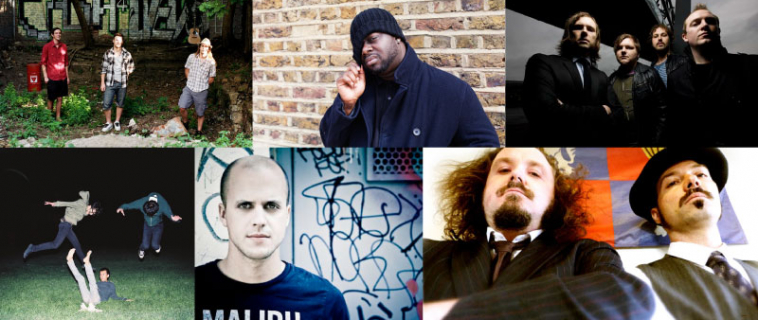 We're Back:Rabbit's Foot Mini Festival,The Fence Collective,Milow and more!