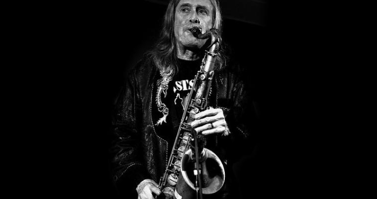 March 19, 2012 JUE | Music + Art : Steve Mackay (The Stooges)