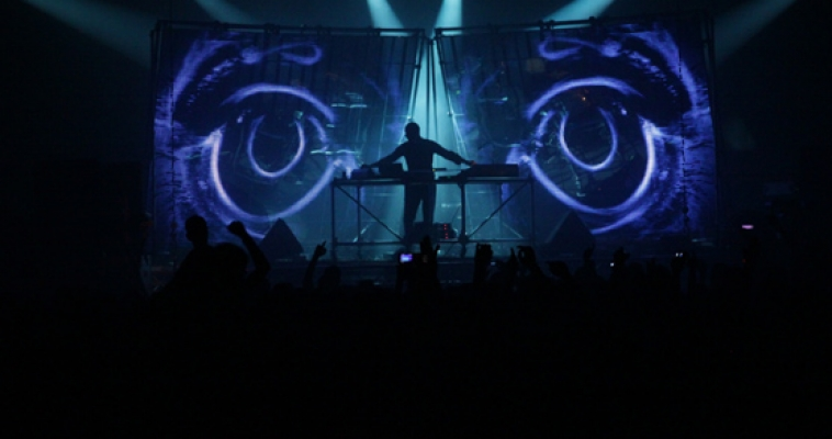 Jue | Music + Art 2011 presents:Vitalic China Tour
